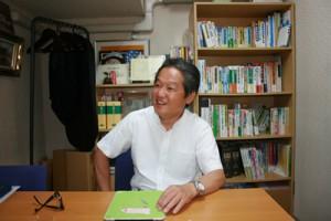 山中会計事務所代表 山中孝一先生